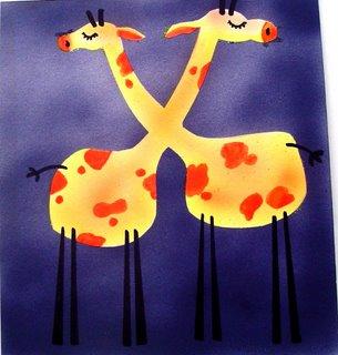 O contomar énchese de crocodilos e xirafas