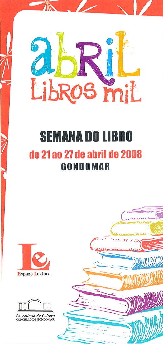 Abril, libros mil