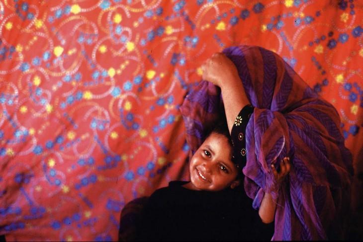 """Unha nena saharauí protagoniza """"A serea do deserto"""""""