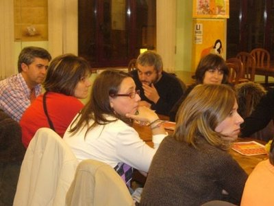 Primeira xuntanza do Club Lecturas Debuxadas