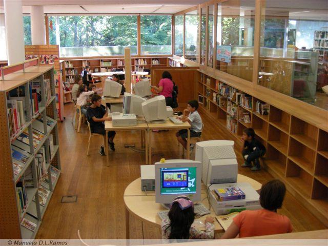 O proxecto de Espazo Lectura, a Portugal