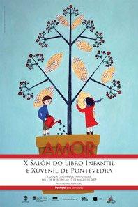 Comeza o X Salón do Libro Infantil e Xuvenil de Pontevedra