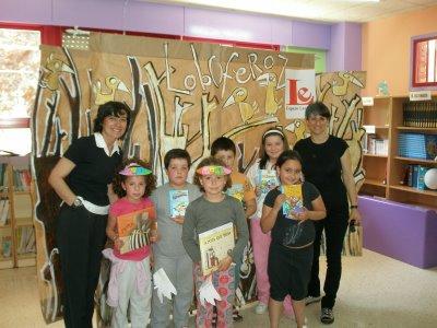 Espazo Lectura nos colexios do Val Miñor