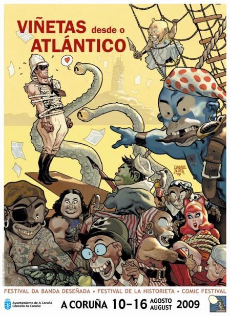 Comeza Viñetas desde o Atlántico