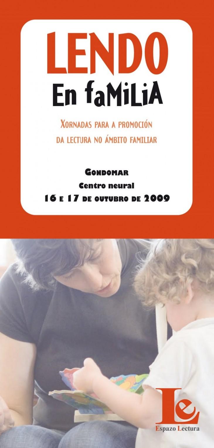 Xa está aberto o prazo para participar nas Xornadas Lendo en familia