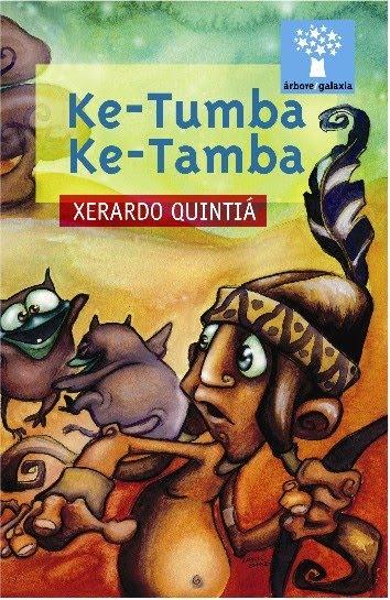 O escritor Xerardo Quintiá, este sábado na Biblioteca de Gondomar