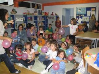 Actividade semanal na Casa da Lectura
