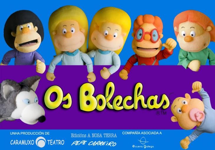 """Última sesión de 2009 do Contomar co espectáculo """"Os Bolechas"""""""