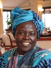 Wangari Maathai será a protagonista da sesión desta semana na Casa da Lectura