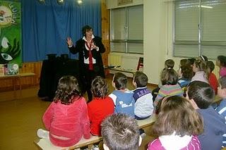 Espazo Lectura nos centros de ensino do Val Miñor