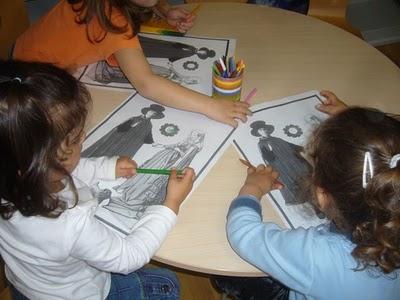 Xogamos cos contos na Casa da Lectura