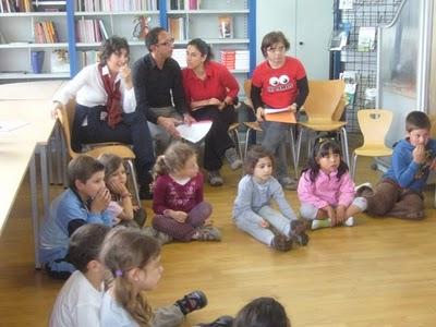Xogamos cos contos na Casa da Lectura II