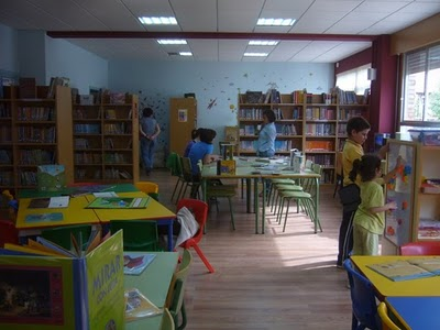 Inauguración da nova biblioteca do CEIP Souto-Donas