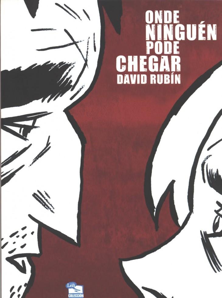 O ilustrador David Rubín participa no Club Lecturas Debuxadas