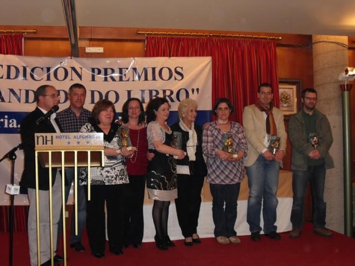 Espazo Lectura recolle o Premio Irmandade do Libro 2009 na modalidade de Fomento da Lectura