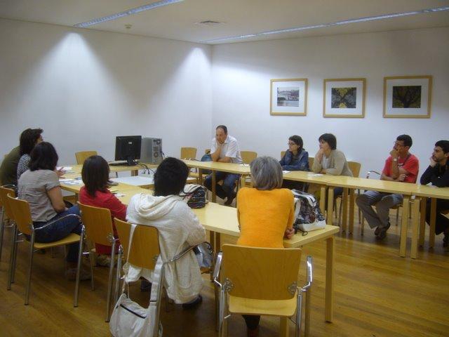 Concha Costas presentará o proxecto de Espazo Lectura na Biblioteca Municipal do Porto