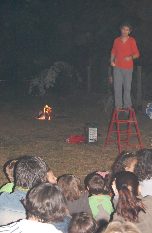 A fogueira dos versos iluminou a noite de San Xoán