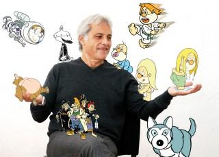 O Lendo Contigo comeza nova tempada celebrando o Samaín co autor e ilustrador Pepe Carreiro