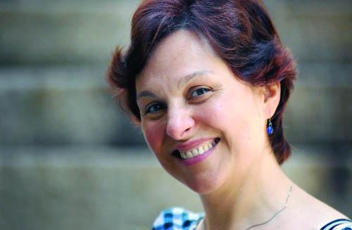 A escritora An Alfaya participará no Sete Vidas de marzo