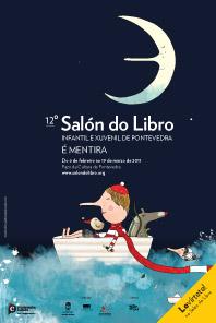 A mentira centra o XII Salón do Libro Infantil e Xuvenil de Pontevedra