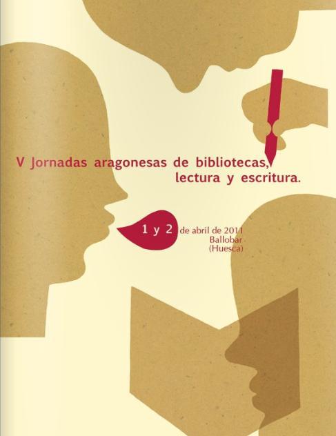 """Espazo Lectura participa en Ballobar (Huesca) nas """"V Jornadas de Bibliotecas, Lectura y Escritura"""""""