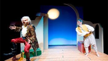 O Lendo Contigo de marzo celebrarase o domingo 27, Día Mundial do Teatro