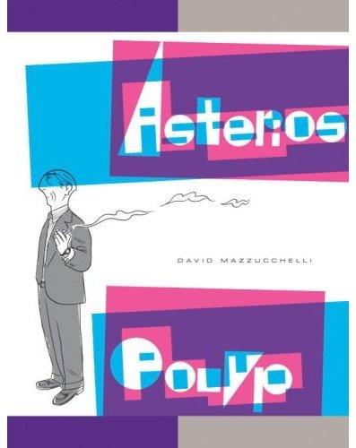 """""""Asterios Polyp"""" centra o Lecturas Debuxadas de maio"""