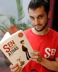 O autor de cómic Dani Montero, estará o martes no club Lecturas Debuxadas
