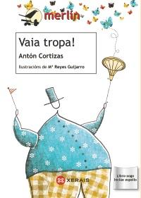 Antón Cortizas, no Lendo Contigo deste sábado