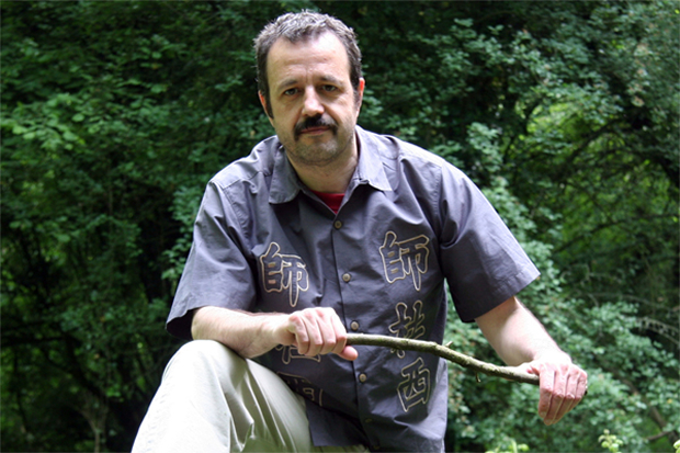 O premio Xerais de novela, Xavier Queipo, no Sete Vidas deste mes