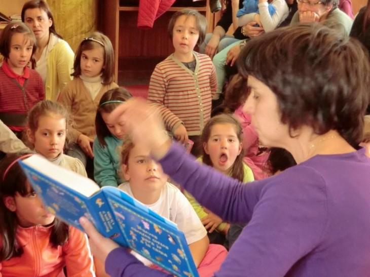 O 23 de abril, Día do Libro, o Contomar despide a Semana do Libro e a Lectura