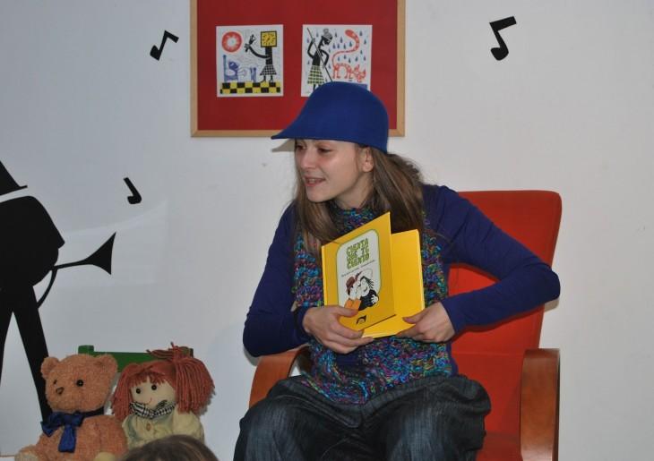 A Semana do Libro continúa o mércores cun contacontos especial na Casa da Lectura