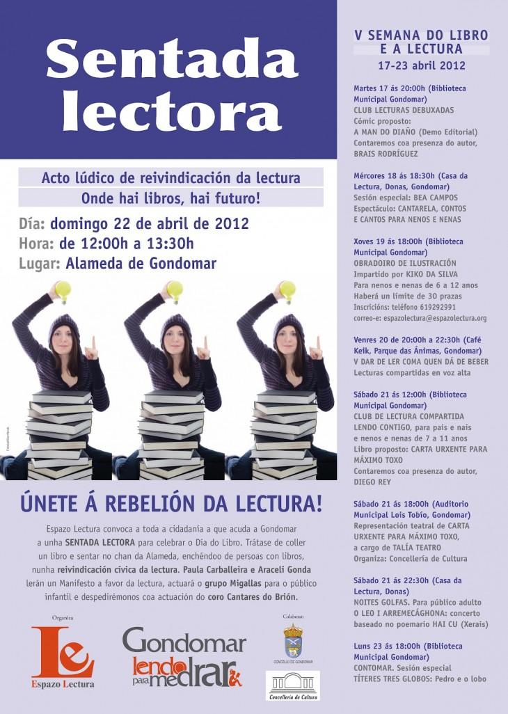 Gondomar celebra a V Semana do Libro e a Lectura