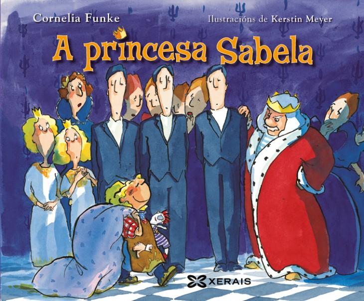 """""""A princesa Sabela"""" na Casa da Lectura"""