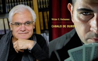 Víctor Freixanes no club Sete Vidas