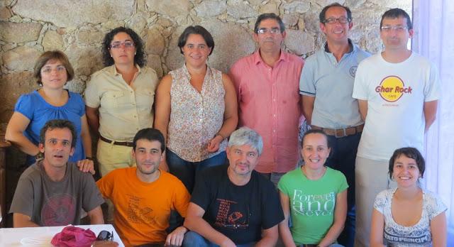 A Xunta directiva reuniuse para preparar a nova tempada 2012-2013