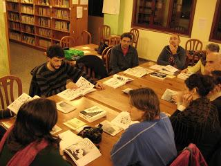 Unha novela gráfica de Kim Deitch, o martes no Club de Lectura Debuxadas