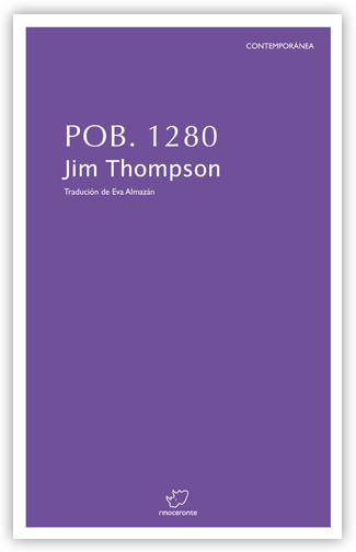 POB. 1280 de Jim Thompson, mañá no Sete vidas
