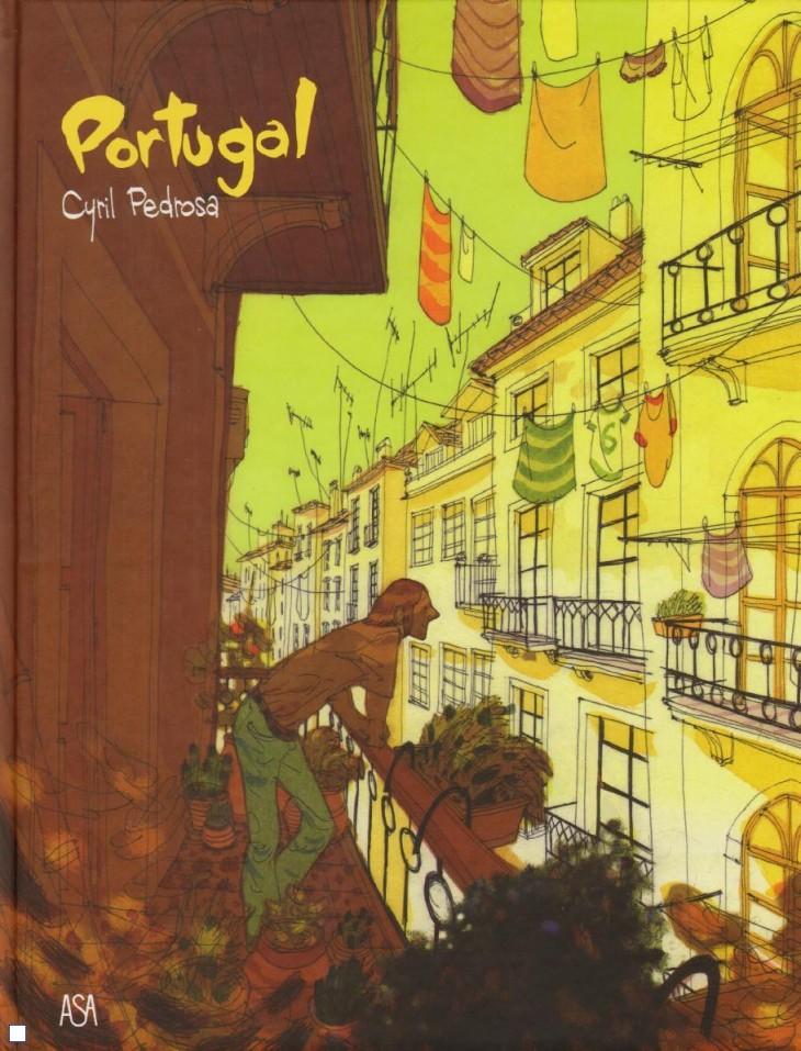 """""""Portugal"""", este mes no Lecturas Debuxadas"""