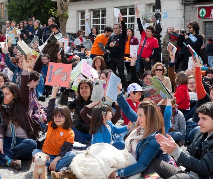 Espazo Lectura, entre os finalistas na Iª Gala do Libro Galego como mellor iniciativa cultural e fomento da lectura