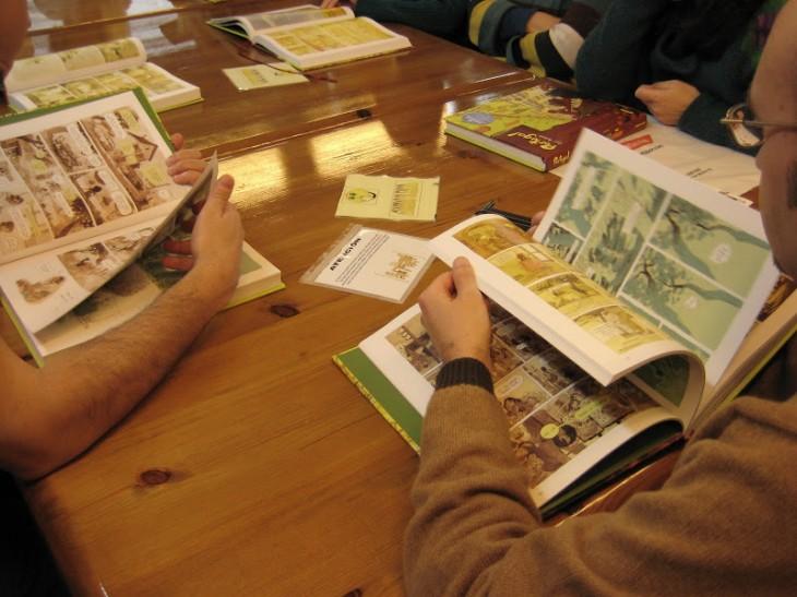 O autor Mariano Casas falará da súa obra no Lecturas Debuxadas