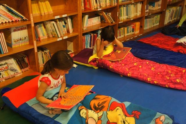 Ábrese o prazo de inscrición para a VI Noite na Biblioteca