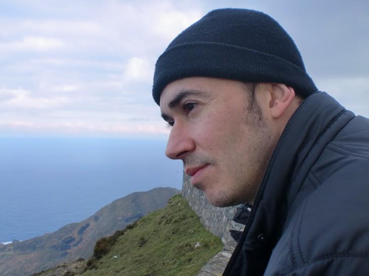 Despedimos a tempada do Sete Vidas co escritor Santiago Lopo