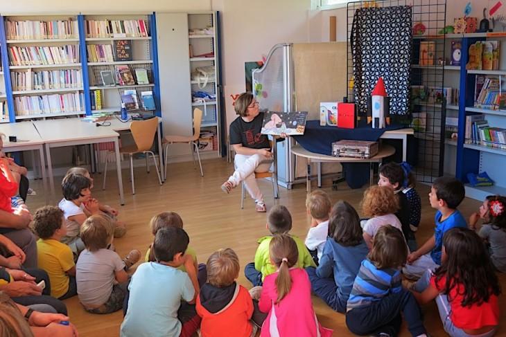 Adiviñas e contos na Casa da Lectura