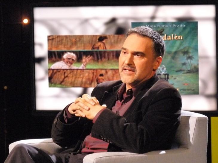 Miguelanxo Prado, autor convidado no Lecturas Debuxadas de outubro