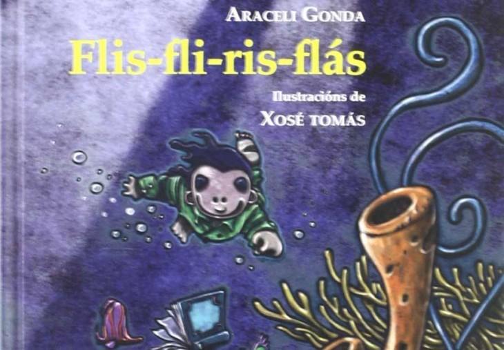 """Na Casa da Lectura imos soñar co libro """"Flis-fli-ris-flás"""""""