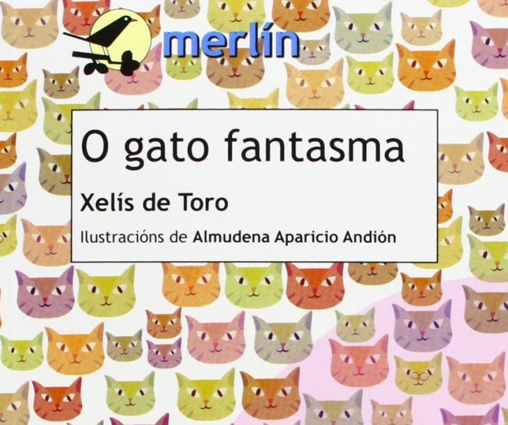 """O escritor Xelís de Toro participa no Lendo Contigo de decembro para falar de """"O gato fantasma"""""""