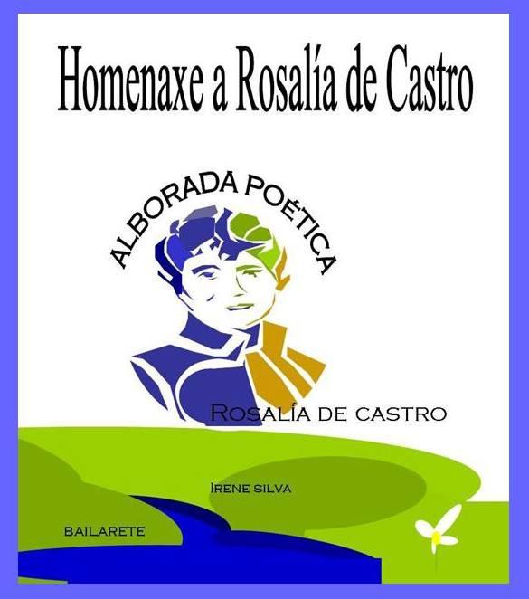 Alborada poética, homenaxe a Rosalía de Castro