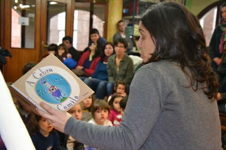 Profesorado do CEIP Serra Vincios prepara un menú de conto para o Contomar