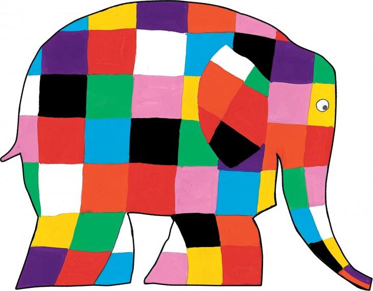 O mundo de Elmer en Contos en Cueiros